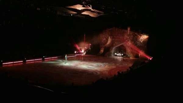 Greensboro Coliseum, Abschnitt: 120, Reihe: NN, Platz: 11