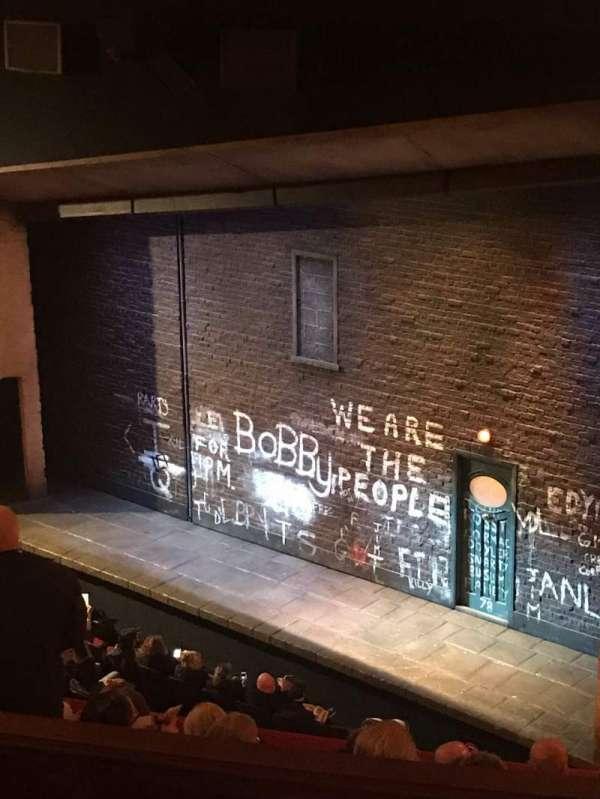 Bernard B. Jacobs Theatre, Abschnitt: Mezz, Reihe: G, Platz: 30