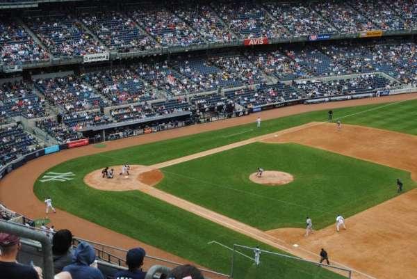 Yankee Stadium, Abschnitt: 312, Reihe: 7, Platz: 21