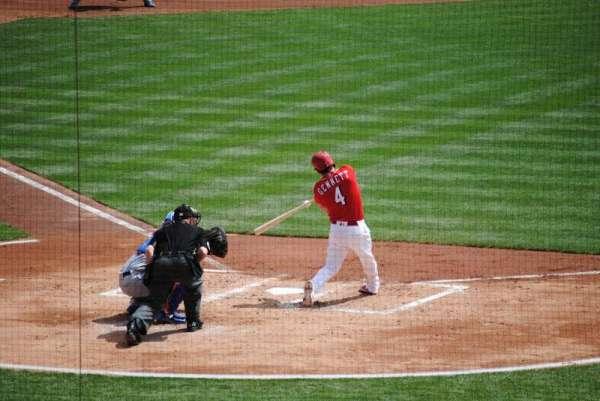 Great American Ball Park, Abschnitt: 125, Reihe: N, Platz: 7
