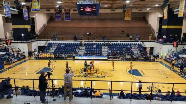 Corbett Sports Center, Abschnitt: GA