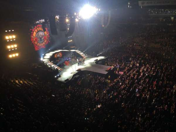 Scotiabank Arena, Abschnitt: 309, Reihe: 1, Platz: 7