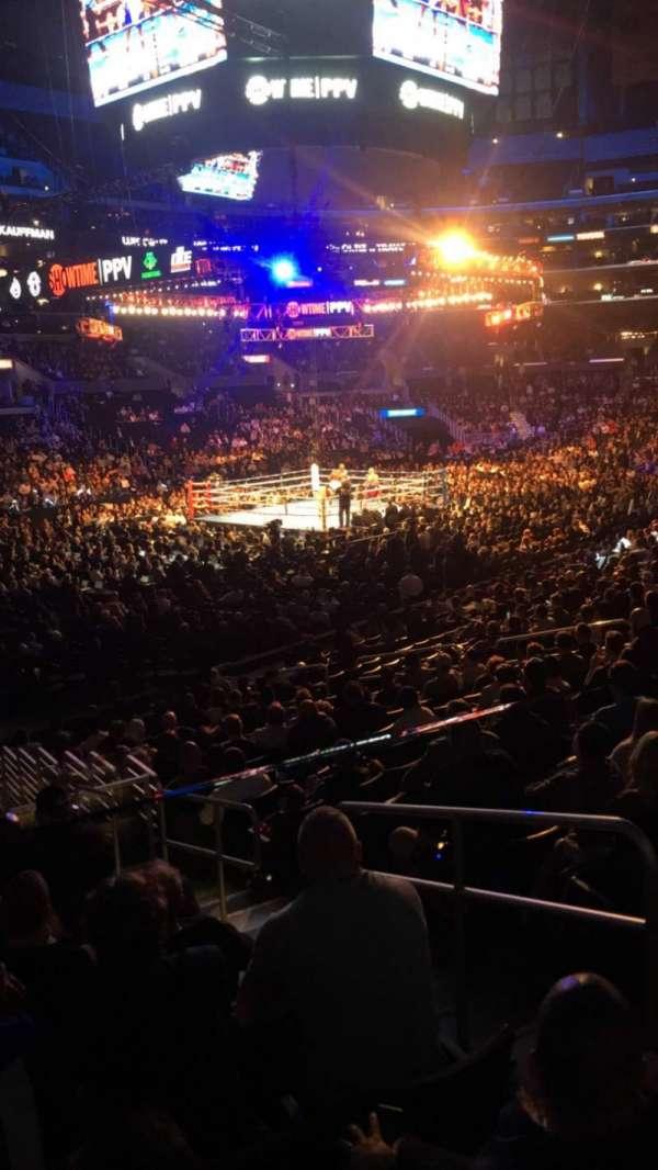 Staples Center, Abschnitt: 114, Reihe: 118, Platz: 1