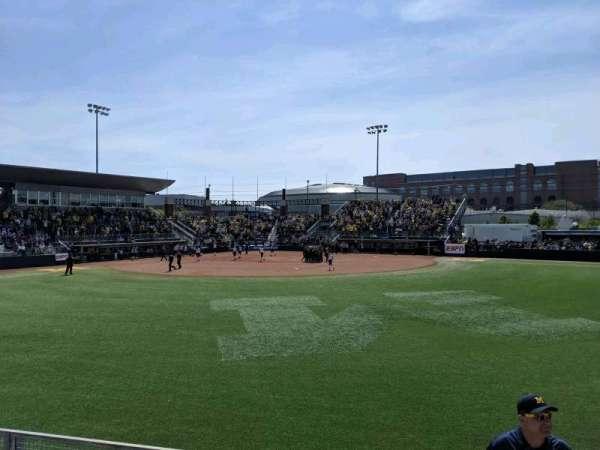 Alumni Field at The Wilpon Complex, Abschnitt: Bleacher