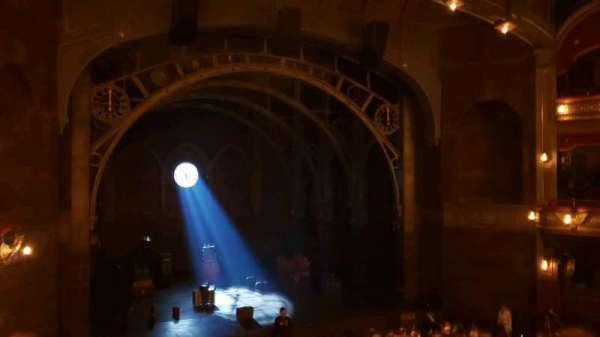 Lyric Theatre, Abschnitt: Dress Circle, Reihe: B, Platz: 1