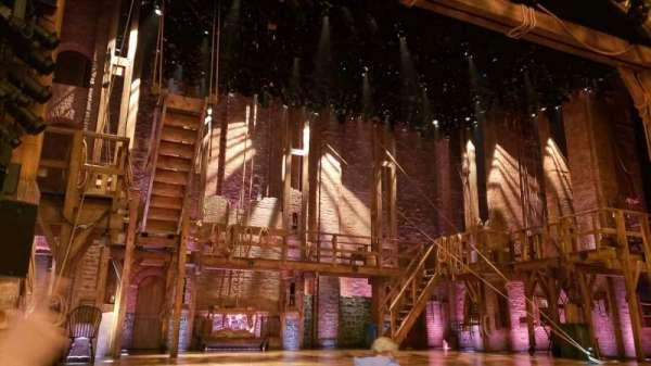Richard Rodgers Theatre, Abschnitt: Orchestra L, Reihe: G, Platz: 5