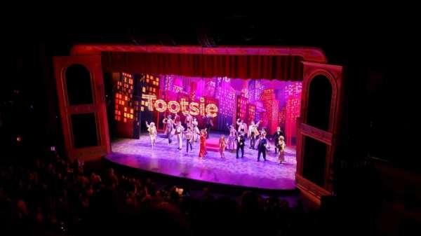 Marquis Theatre, Abschnitt: Mezzanine R, Reihe: G, Platz: 8