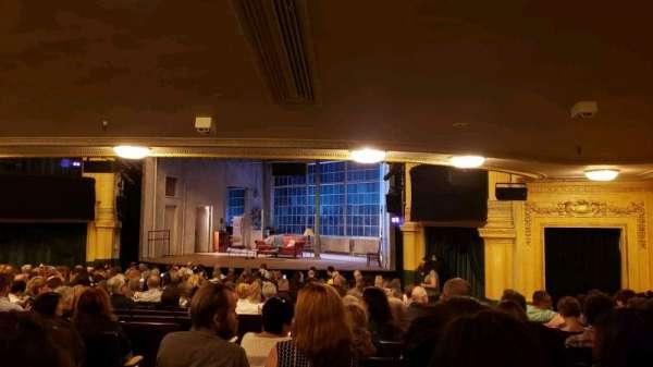 Hudson Theatre, Abschnitt: Orchestra R, Reihe: U, Platz: 2