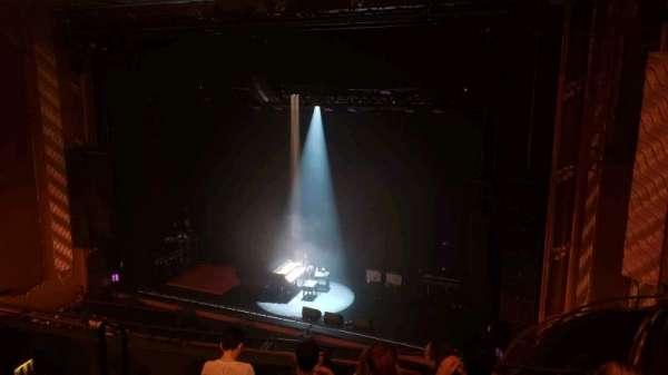 Lunt-Fontanne Theatre, Abschnitt: Front Mezzanine R, Reihe: E, Platz: 14
