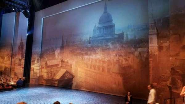 Vivian Beaumont Theater, Abschnitt: Orchestra R, Reihe: J, Platz: 501