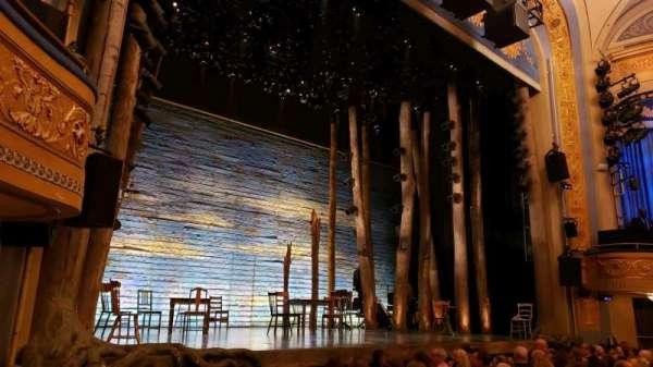 Gerald Schoenfeld Theatre, Abschnitt: Orchestra L, Reihe: G, Platz: 17