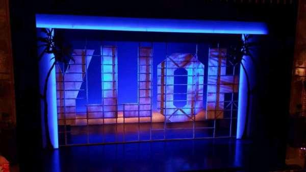 Nederlander Theatre, Abschnitt: Mezzanine C, Reihe: D, Platz: 113