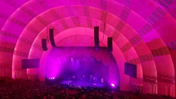 Radio City Music Hall, Abschnitt: 2nd Mezzanine 2, Reihe: D, Platz: 203