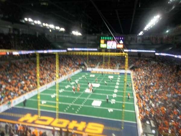 Spokane Arena, Bereich: 223, Reihe: M, Platz: 15