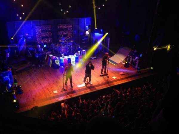House Of Blues - Houston, Abschnitt: Balcony L, Reihe: D, Platz: 1,2