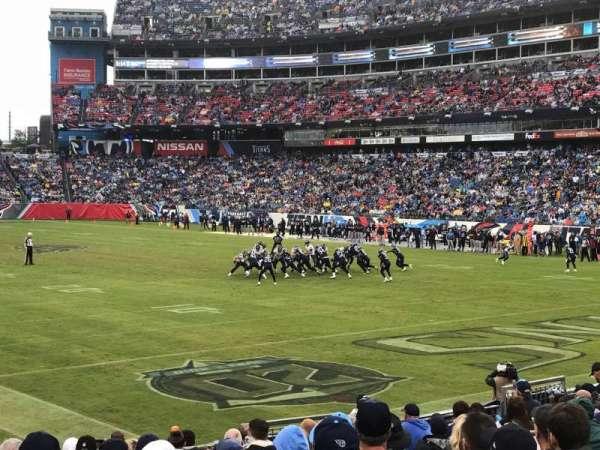 Nissan Stadium, Abschnitt: 104, Reihe: P, Platz: 9
