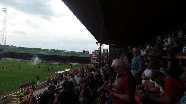 County Ground, Abschnitt: Arkells Stand