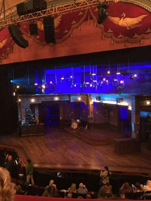 Bernard B. Jacobs Theatre, Abschnitt: Mezzo, Reihe: B, Platz: 6