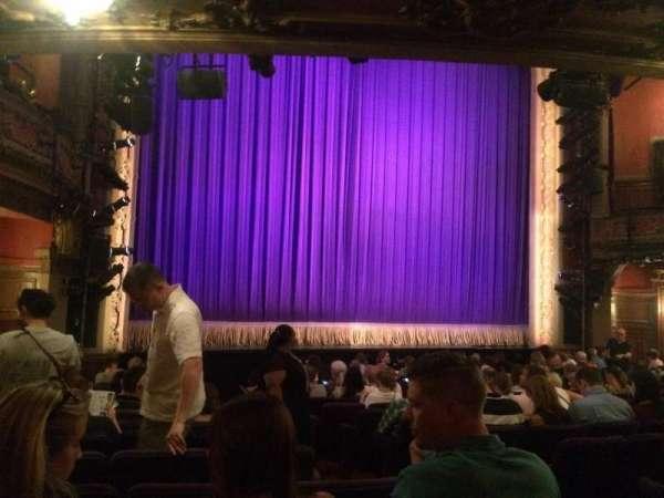 Lyceum Theatre (Broadway), Abschnitt: Orchestra Left, Reihe: O, Platz: 5