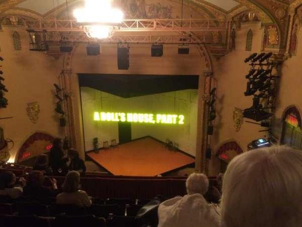 John Golden Theatre, Abschnitt: Rear Mezz, Reihe: F, Platz: 114