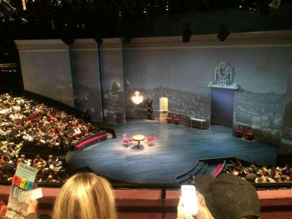 Vivian Beaumont Theater, Abschnitt: Loge C, Reihe: B, Platz: 412