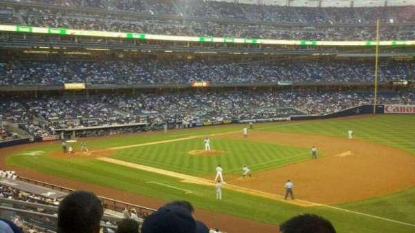 Yankee Stadium, Abschnitt: 213, Reihe: 6, Platz: 5