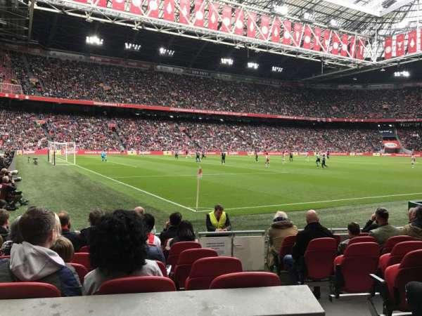 Johan Cruyff Arena, Abschnitt: 110