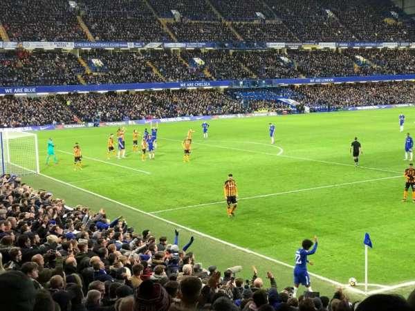 Stamford Bridge, Abschnitt: MATTHEW HARDING LOWER, Reihe: W, Platz: 359
