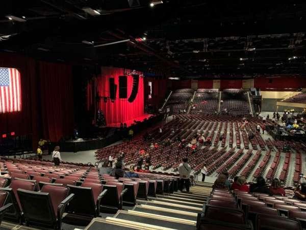 Hard Rock Live at Etess Arena, Abschnitt: 212, Reihe: U, Platz: 14