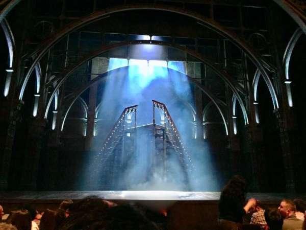 Lyric Theatre, Abschnitt: Orch Center, Reihe: F, Platz: 1