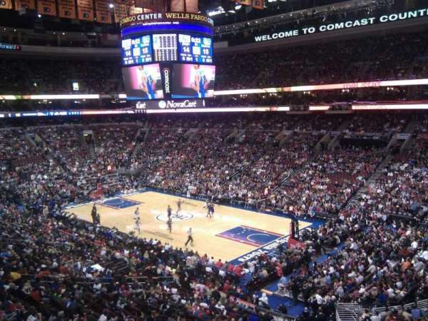 Wells Fargo Center, Abschnitt: suite 32