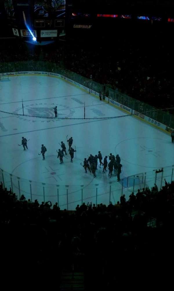 Nationwide Arena, Bereich: 226, Reihe: D, Platz: 6