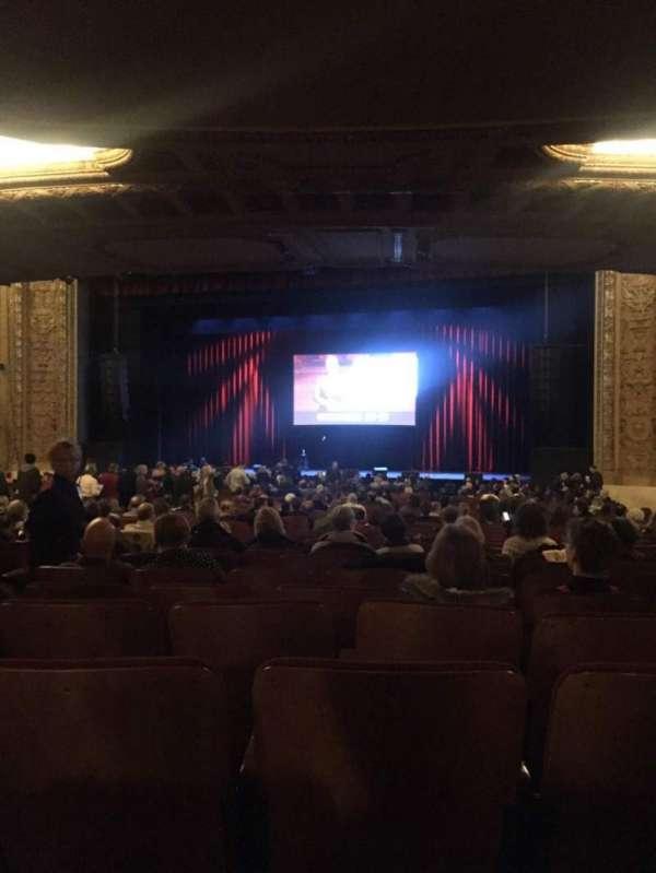 Chicago Theatre, Abschnitt: MNFL3R, Reihe: R, Platz: 308