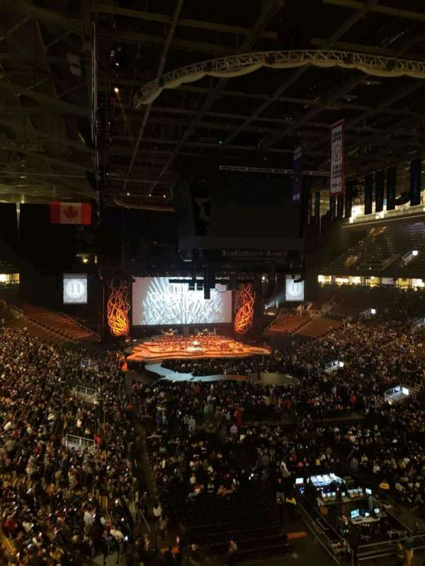 Scotiabank Arena, Abschnitt: 304, Reihe: 2, Platz: 24
