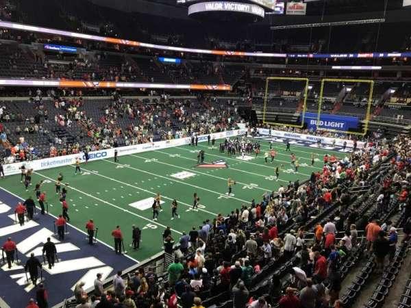 Capital One Arena, Abschnitt: 211, Reihe: A, Platz: 1