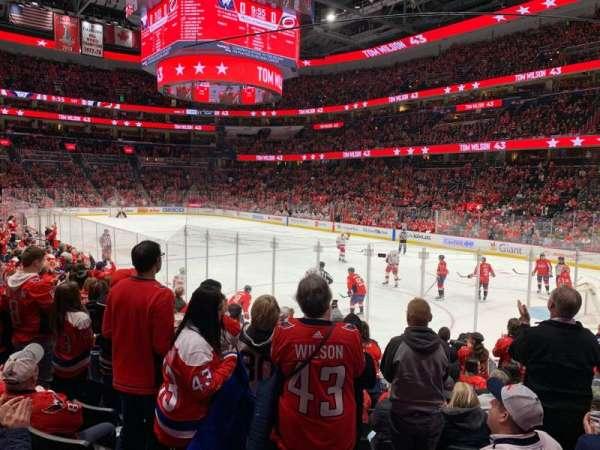 Capital One Arena, Abschnitt: 114, Reihe: M, Platz: 12