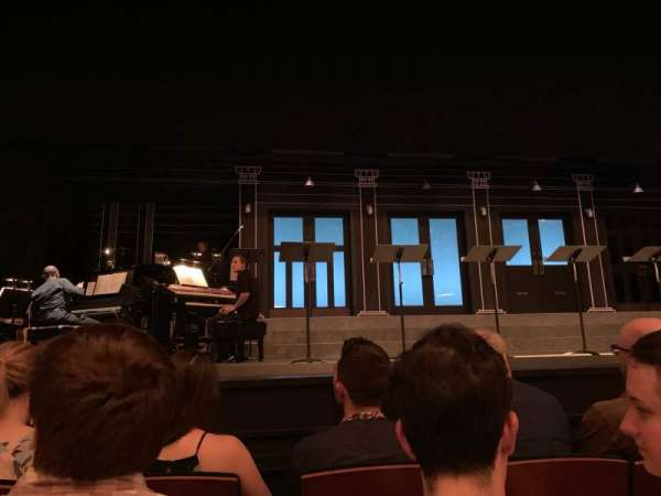 New York City Center, Abschnitt: Orch, Reihe: CC, Platz: 107