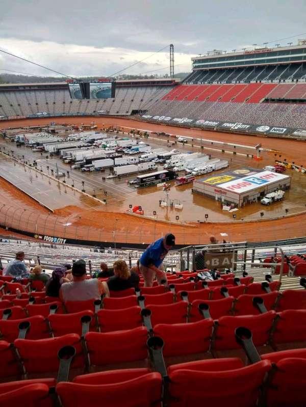 Bristol Motor Speedway, Bereich: A, Reihe: 13, Platz: 5