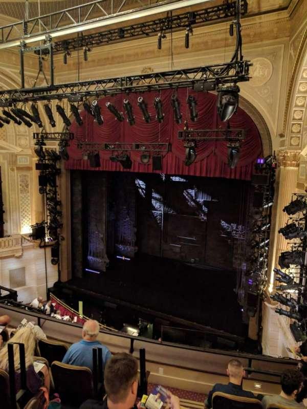 Samuel J. Friedman Theatre, Abschnitt: MEZZ, Reihe: D, Platz: 6