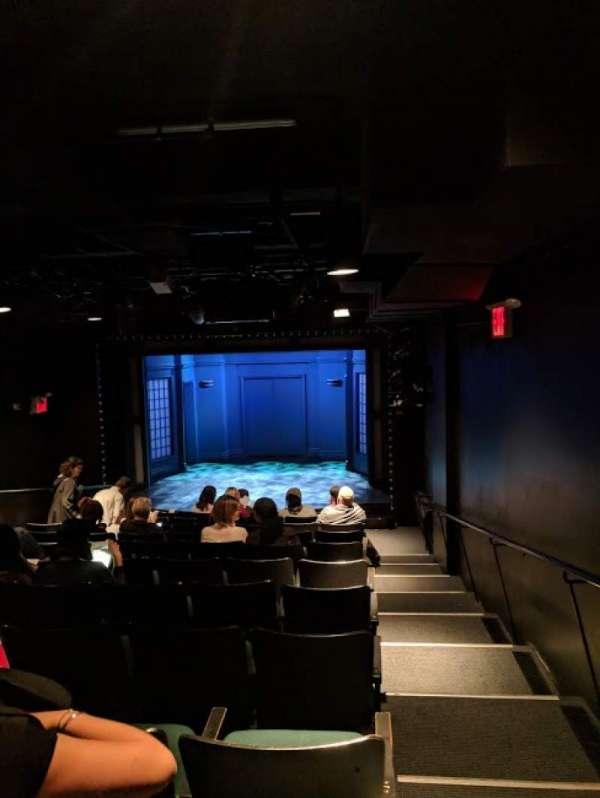 DR2 Theatre, Abschnitt: RESV, Reihe: L, Platz: 1