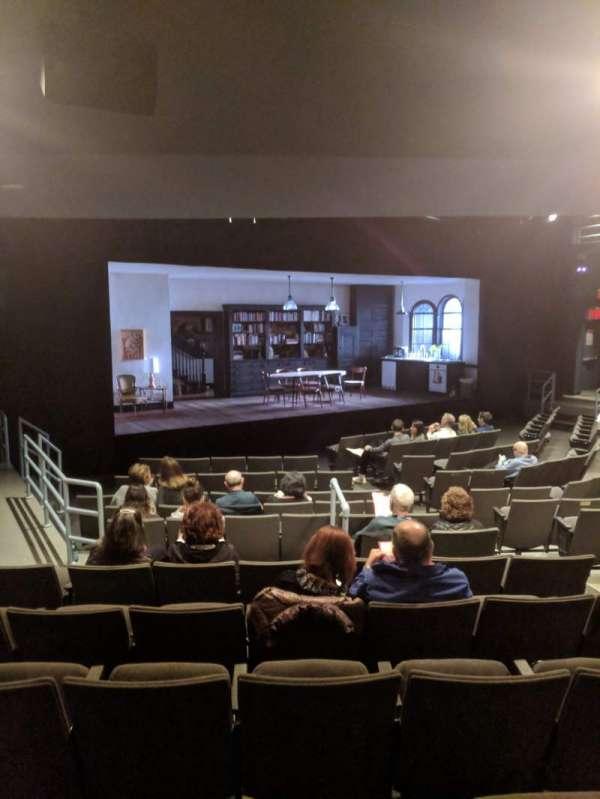 Laura Pels Theatre, Abschnitt: ORCH, Reihe: O, Platz: 15