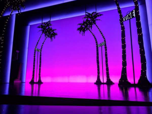 Nederlander Theatre, Abschnitt: ORCH C, Reihe: A, Platz: 101