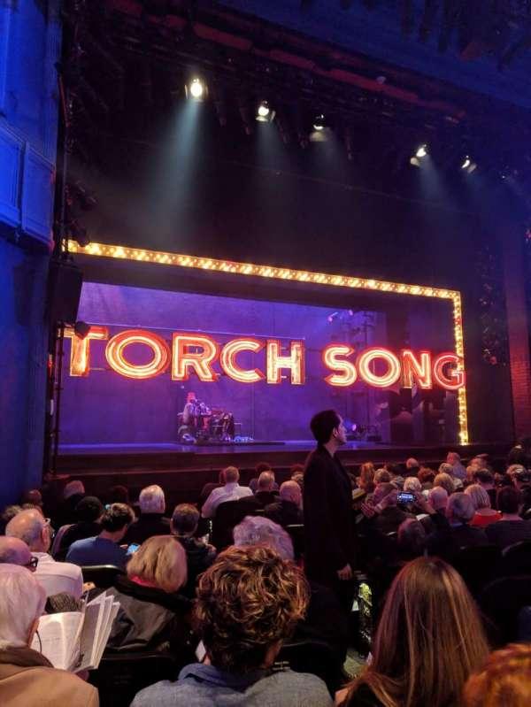 Hayes Theater, Abschnitt: ORCHO, Reihe: L, Platz: 5