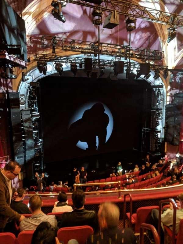 Broadway Theatre - 53rd Street, Abschnitt: Front Mezzanine, Reihe: E, Platz: 6