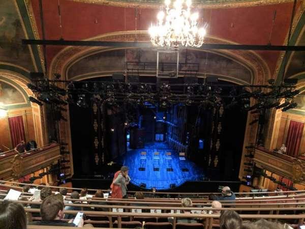 American Airlines Theatre, Abschnitt: Mezzanine, Reihe: G, Platz: 118
