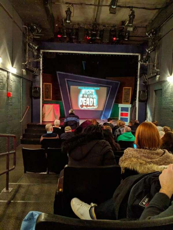 Kirk Theatre, Abschnitt: ORCH, Reihe: K, Platz: 7