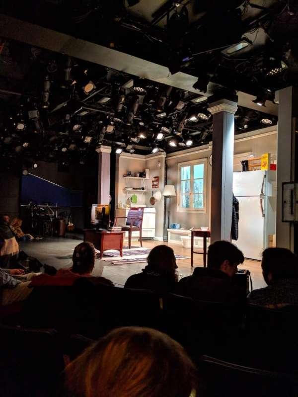 Westside Theatre, Abschnitt: ORCH, Reihe: C, Platz: 14