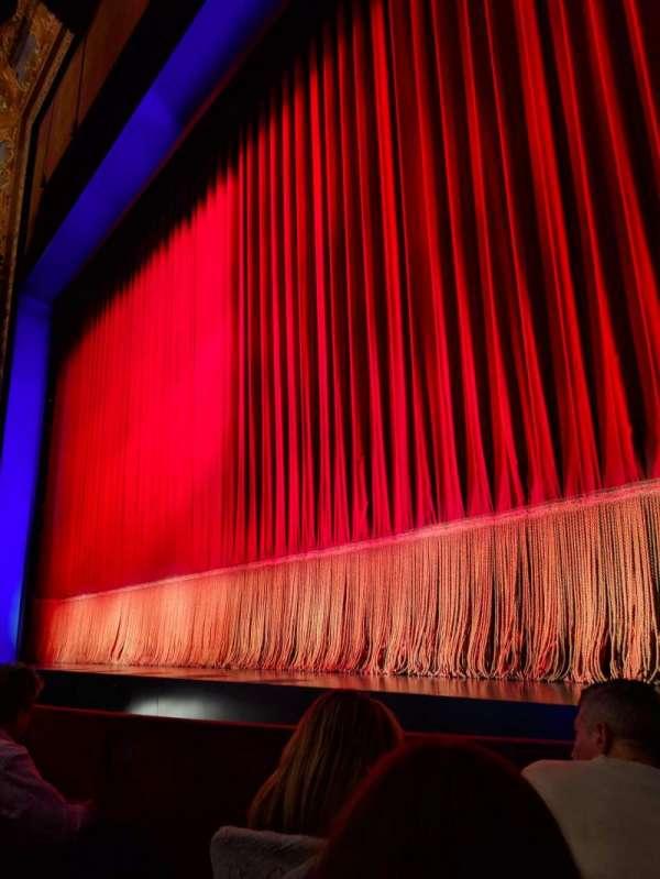 Longacre Theatre, Abschnitt: ORCHO, Reihe: C, Platz: 5