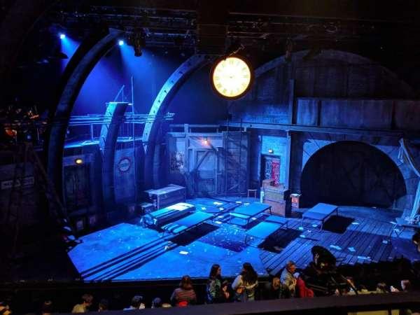 The Newman Mills Theater, Abschnitt: MEZZ, Reihe: AA, Platz: 11