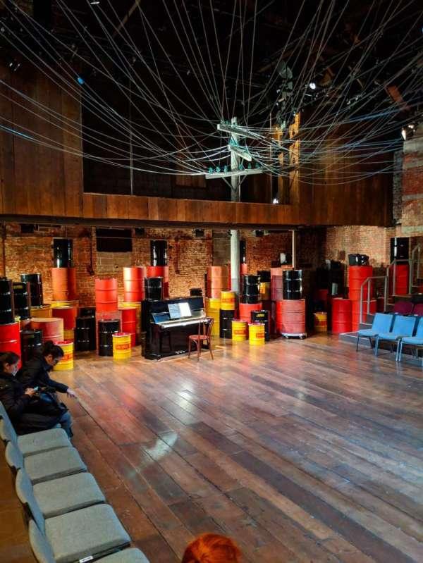 Classic Stage Company, Abschnitt: ORCH, Reihe: B, Platz: 103